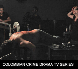 COLOMBIAN CRIME DRAMA TV SERIES